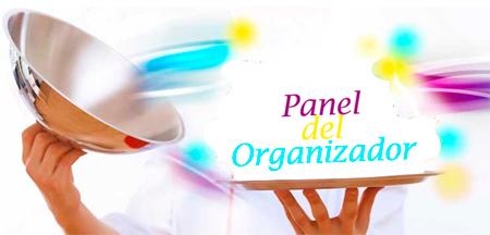 Panel del Organizador BTT Alicante